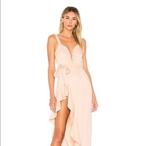 Dusty Pink Gown